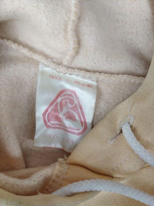 LA CIGOGNE Sweatshirt Vintage Made in France Gabba Vintage 1 resultat rotated - LA CIGOGNE Sweat Vintage 80s Made in France