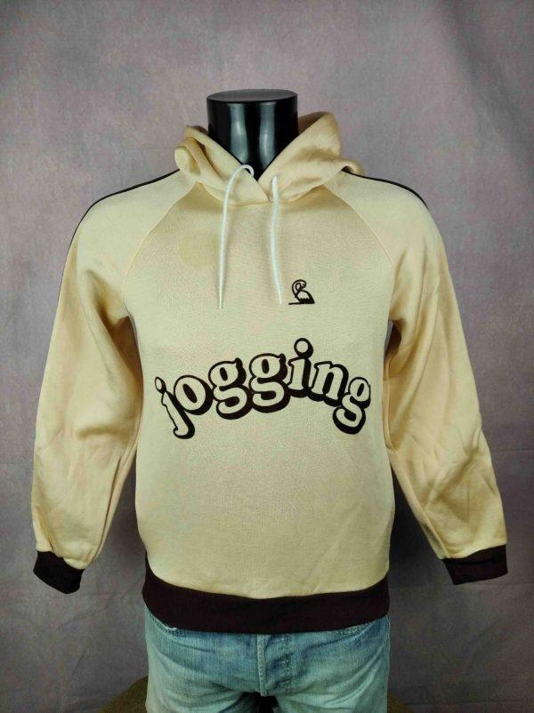 LA CIGOGNE Sweatshirt Vintage Made in France - Gabba Vintage (2)_compressed_resultat