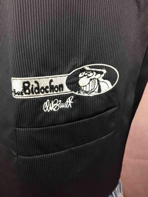 LES BIDOCHONS Gilet Vintage 2001 Binet BD Gabba Vintage 5 - LES BIDOCHONS Gilet Vintage 2001 Binet BD
