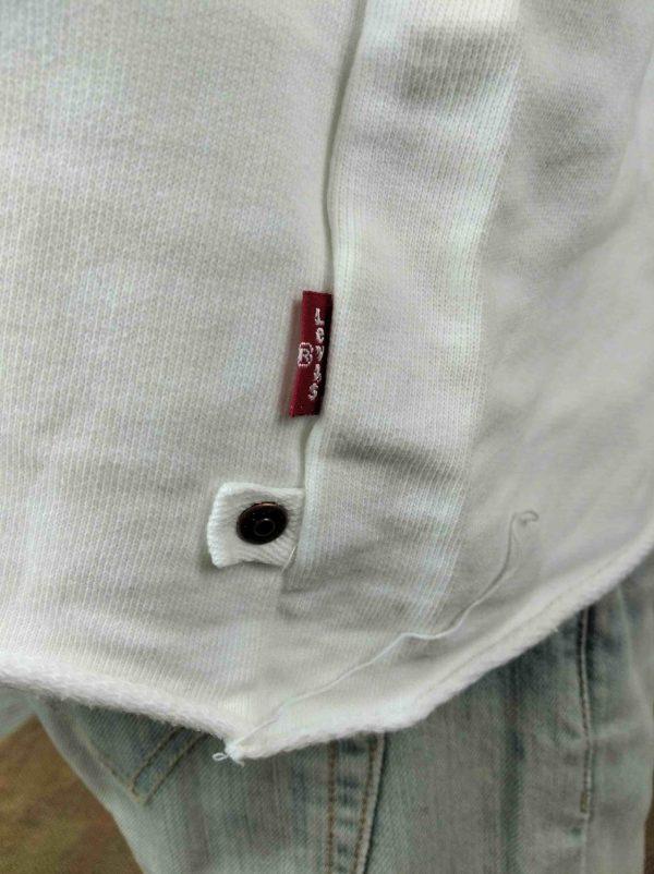LEVIS Sweatshirt Muscle Red Tab Cut Off Gabba Vintage 4 - LEVIS Sweat Muscle Red Tab Cut-Off Coupé