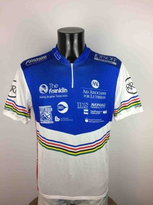 LOUIS GARNEAU Maillot Made in USA Vintage 90s - Gabba...