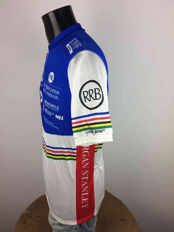 LOUIS GARNEAU Maillot Made in USA Vintage 90s Gabba.. 3 - LOUIS GARNEAU Maillot Made in USA Vintage 90s