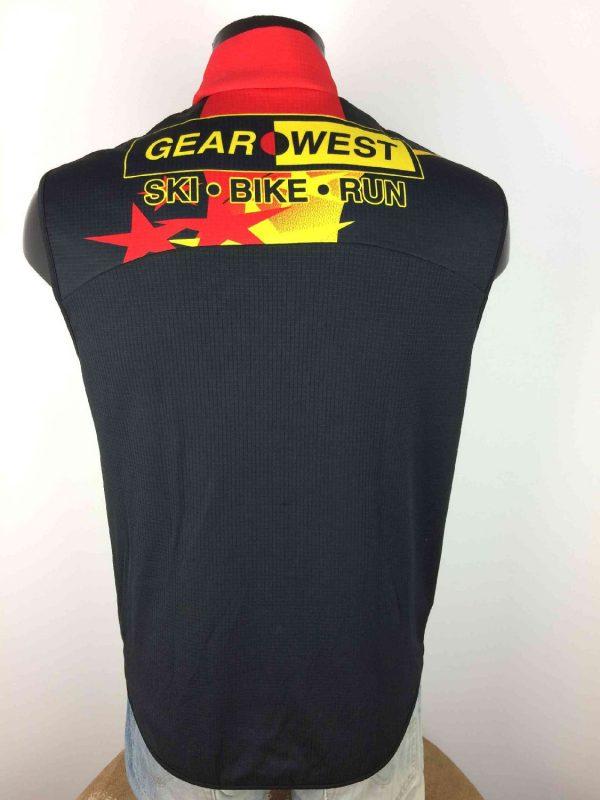 LOUIS GARNEAU Veste Gilet Bike Run Ski Canada Gabba.. 1 - LOUIS GARNEAU Veste Gilet Bike Run Ski Canada
