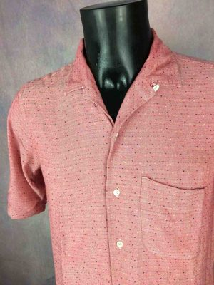 MAC KEEN Chemise Vintage 80s Made in France - Gabba Vintage