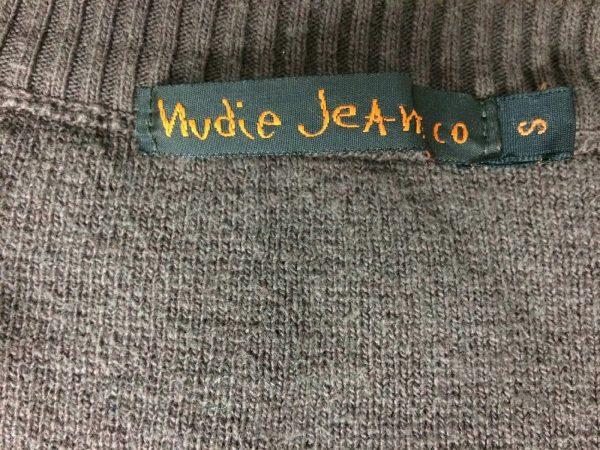 NUDIE JEANS Pullover Made in Italy Vintage Gabba Vintage 3 rotated - NUDIE JEANS Pullover Made in Italy Vintage