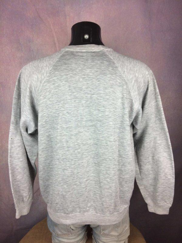 OLD CHAP Sweatshirt Vintage 80s Ski Design Gabba Vintage 5 - OLD CHAP Sweatshirt Vintage 80s Ski Design
