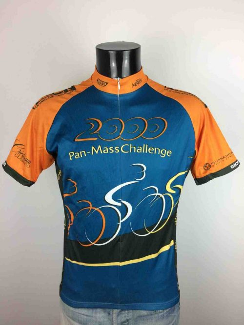 PAN MASS CHALLENGE Maillot Vintage 2000 USA - Gabba Vintage