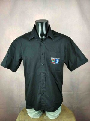 PEUGEOT Total Chemise Vintage 00s Official Gabba Vintage 2 compressed scaled - PEUGEOT Total Chemise Vintage 00s Official