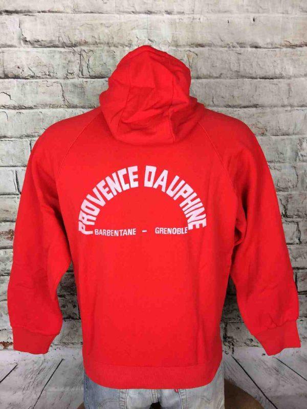 PROVENCE DAUPHINE Sweatshirt Vintage 80s Gabba Vintage 4 - PROVENCE DAUPHINÉ Sweatshirt Vintage 80s