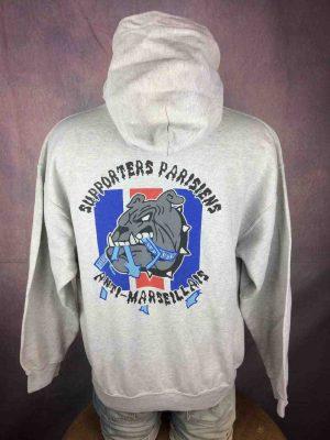 PSG Supporters Parisiens Sweatshirt Anti OM - Gabba Vintage