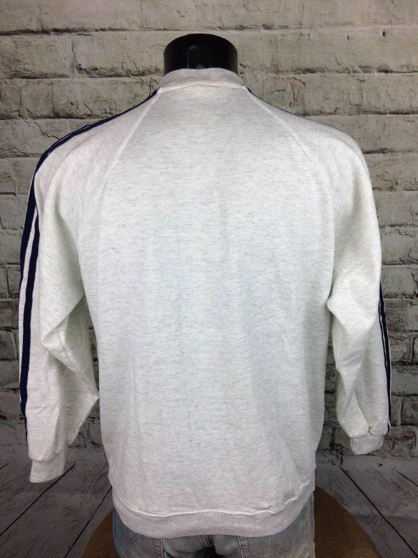 REAL MADRID Sweatshirt 2001 2002 Vintage Gabba Vintage 1 - REAL MADRID Sweatshirt 2001 2002 Vintage