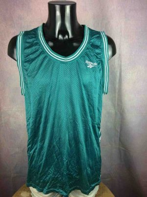 REEBOK Maillot Vintage 90s Made in Portugal - Gabba Vintage