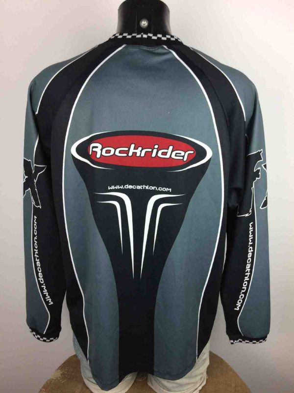 ROCKRIDER Maillot Made in Italy Vintage 00s Gabba Vintage 1 - ROCKRIDER Maillot Made in Italy Vintage 00s