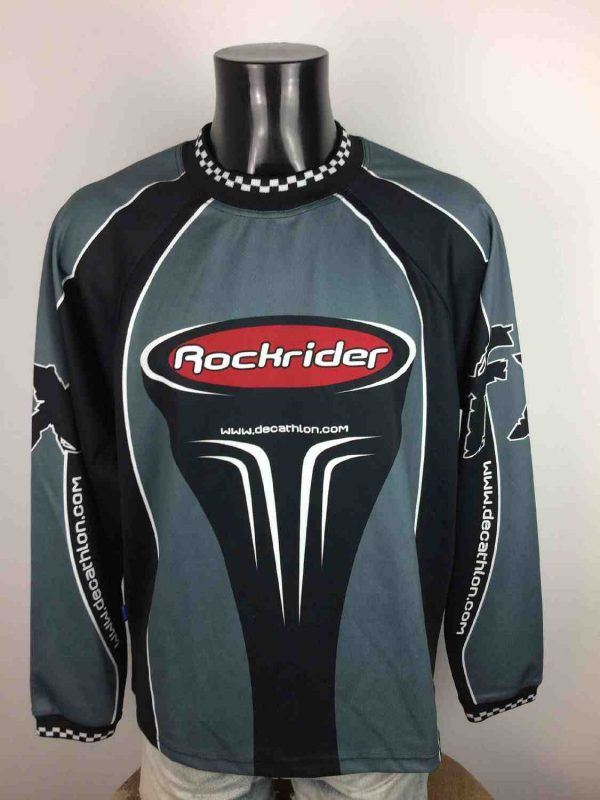 ROCKRIDER Maillot Made in Italy Vintage 00s - Gabba Vintage