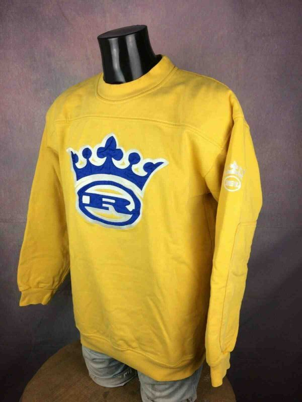 ROYAL WEAR Sweatshirt Vintage 00s Hip Hop Gabba Vintage 2 - ROYAL WEAR Sweatshirt Vintage 00s Hip Hop
