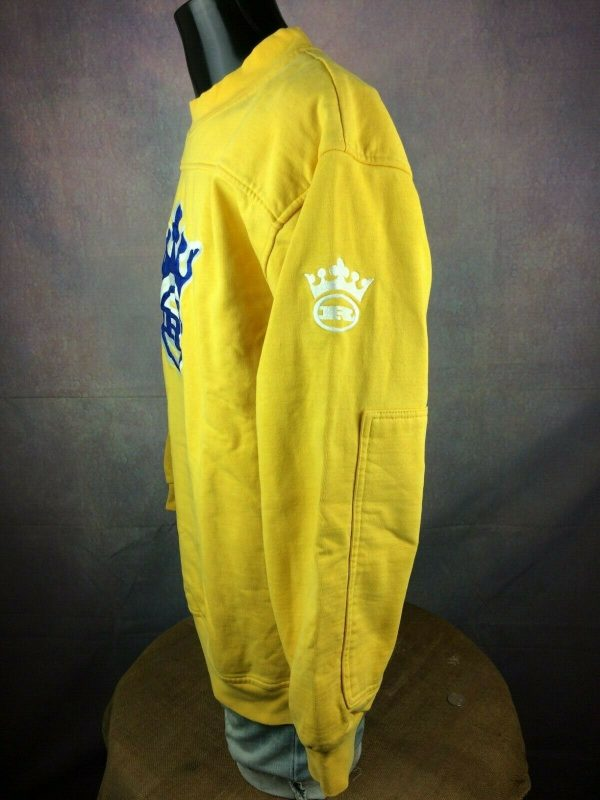 ROYAL WEAR Sweatshirt Vintage 00s Hip Hop Gabba Vintage 3 - ROYAL WEAR Sweatshirt Vintage 00s Hip Hop