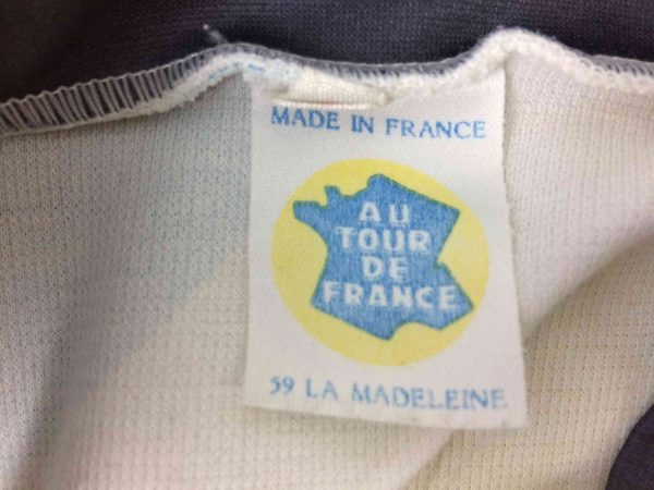 SOLLAC Maillot Au Tour de France Vintage 90s Gabba Vintage 4 rotated - SOLLAC Maillot Au Tour de France Vintage 90s
