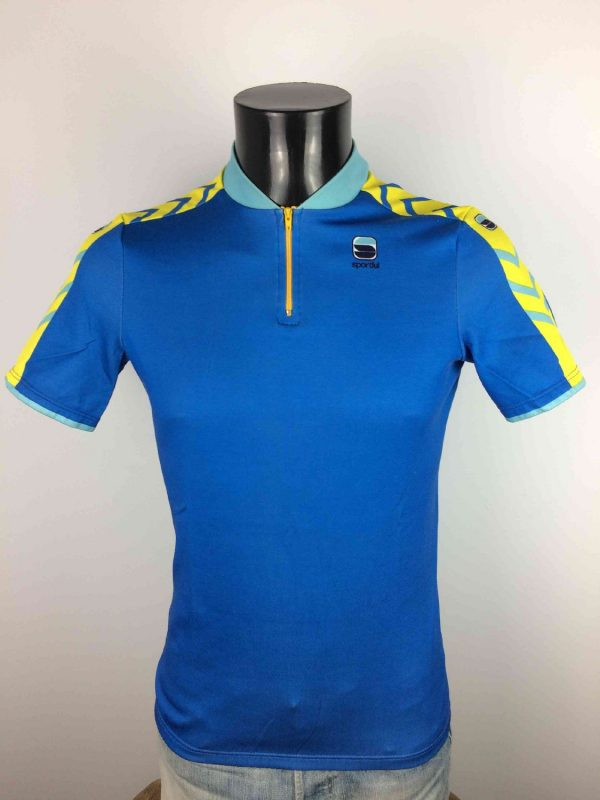 SPORTFUL Maillot Made in Italy Vintage 90s - Gabba Vintage (2)