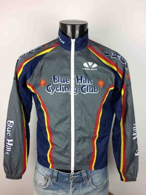 VELO INFERNO Windbreaker Made USA Vintage 00s - Gabba...