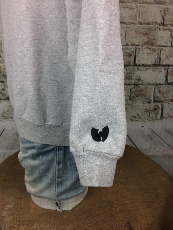 WU TANG Brand Sweatshirt Vintage Made in USA Gabba Vintage 5 - WU TANG Brand Sweatshirt Vintage Made in USA