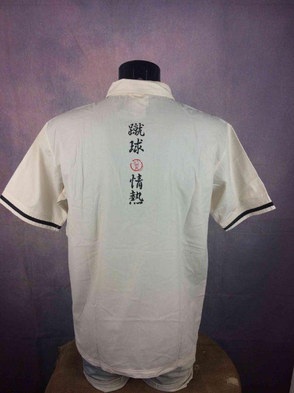 ADIDAS Polo Mundial Korea Japan 2002 Vintage - Gabba Vintage