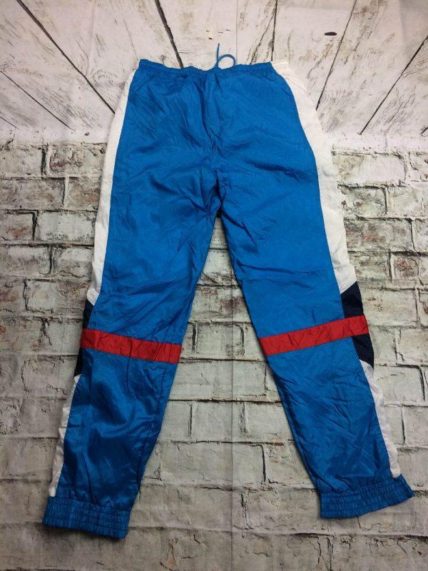 Adidas Survetement Vintage 90s Trefoil Nylon Gabba Vintage 11 - Adidas Survêtement Vintage 90s Trefoil Nylon