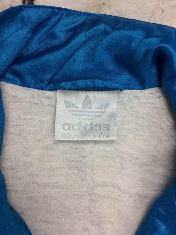 Adidas Survetement Vintage 90s Trefoil Nylon Gabba Vintage 5 rotated - Adidas Survêtement Vintage 90s Trefoil Nylon