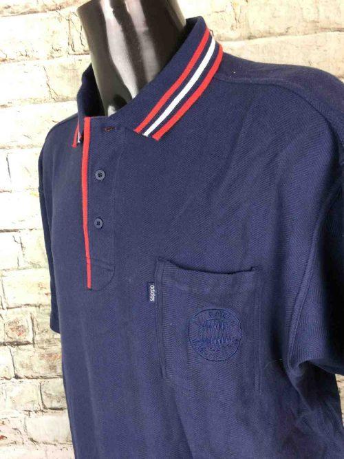 BAYERN MUNICH Polo Vintage 90s Adidas Foot - Gabba Vintage
