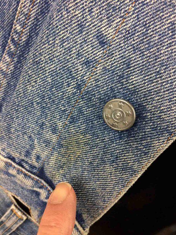 BOATING Veste Vintage Annee 80 Jeans France Gabba Vintage 2 - BOATINGVeste Vintage Année 80 Jeans France