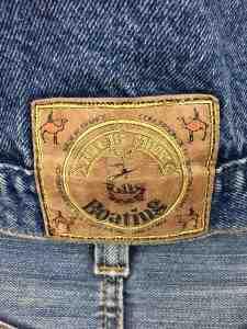 BOATING Veste Vintage Annee 80 Jeans France Gabba Vintage 7 - BOATINGVeste Vintage Année 80 Jeans France