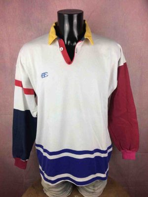 CANTERBURY OF NEW ZEALAND Maillot Vintage 90s - Gabba.