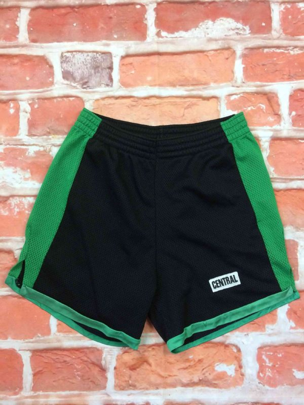 CENTRAL Maillot Shorts 9 Vintage 80s England Gabba.. 6 - CENTRAL Sports Maillot Shorts Vintage 80s