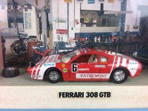 FERRARI 308 GTB Tour de France Rally 1981 - Gabba Vintage (3)