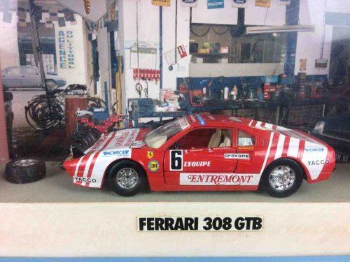 FERRARI 308 GTB Tour de France Rally 1981 - Gabba Vintage (3)