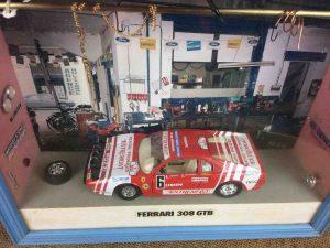 FERRARI 308 GTB Tour de France Rally 1981 Gabba Vintage 3 - FERRARI 308 GTB Tour de France Rally 1981