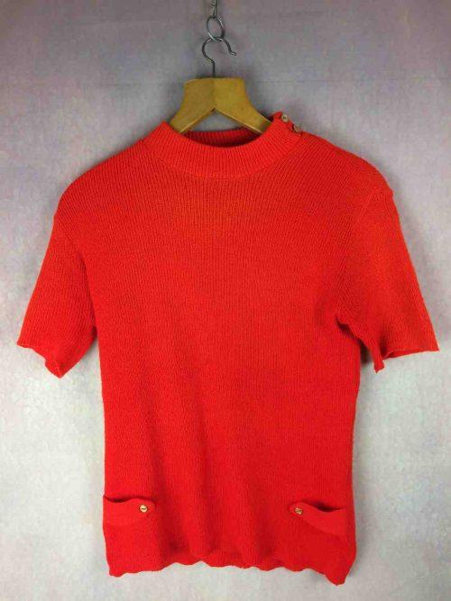 Haut Vintage Années 70 Seventies T-shirt Top - Gabba Vintage