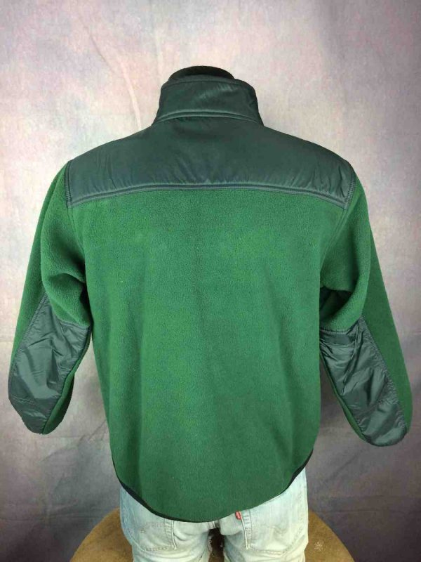 IRELAND Veste Laine Polaire Hiver Rugby Gabba Vintage 1 - IRELAND Veste Laine Polaire Hiver Rugby