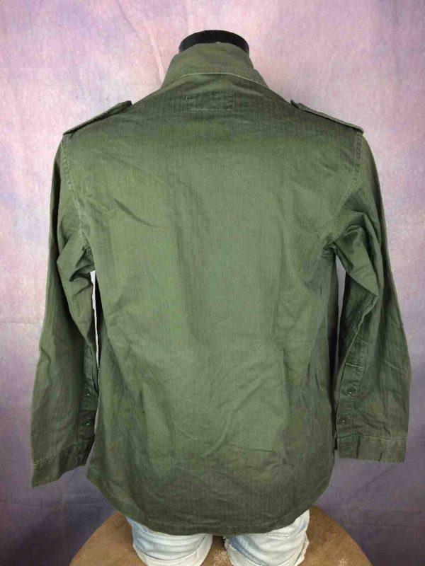 KL Veste Vintage 1974 Annee 70 Hollande Armee 4 - KLVeste Vintage 1974 Année 70 Hollande Armée
