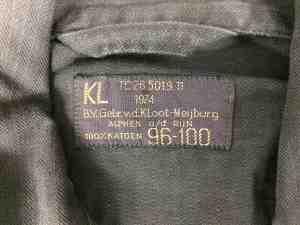 KL Veste Vintage 1974 Annee 70 Hollande Armee 5 - KLVeste Vintage 1974 Année 70 Hollande Armée