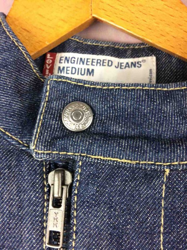 LEVIS Engineered Jeans 70117 0835 Veste 00s Gabba Vintage 5 - LEVIS Engineered Jeans 70117 0835 Veste 00s