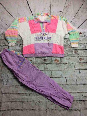 LUHTA Survêtement Vintage 90s Merida Marathon