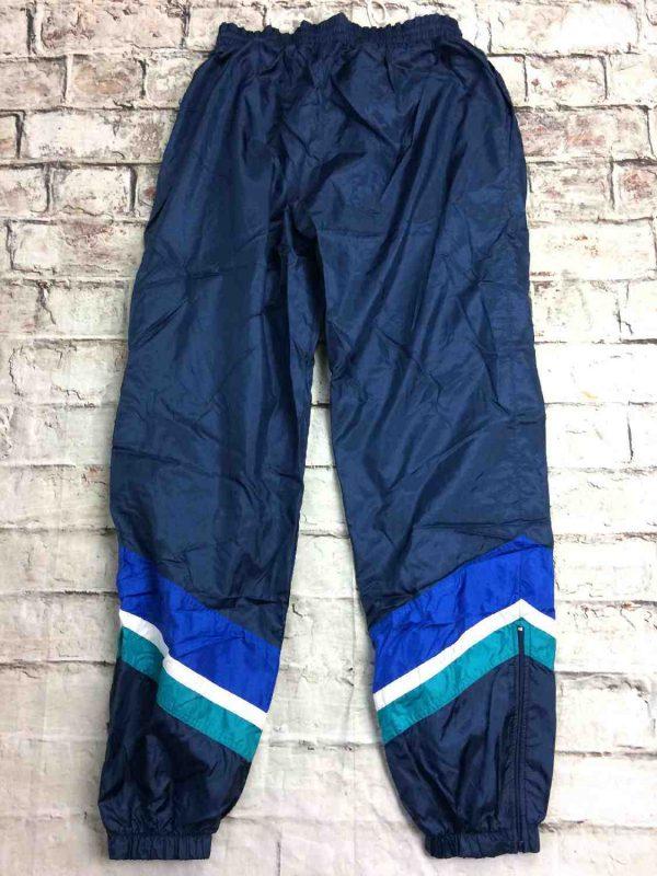 PANTALON Jogging Vintage 90s Nylon Gabber Y2K 1 - PANTALON Jogging Vintage 90s Nylon Gabber Y2K
