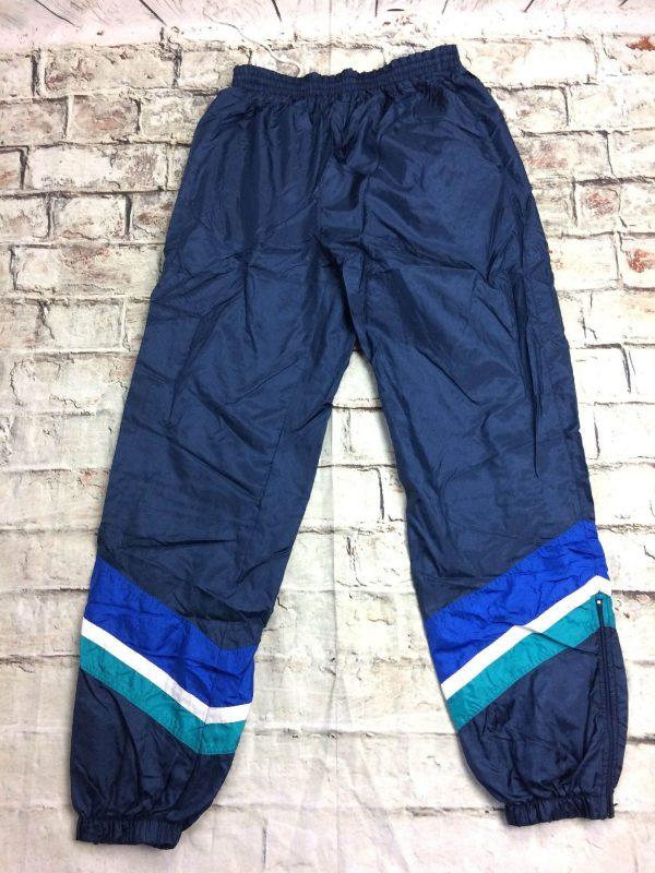 PANTALON Jogging Vintage 90s Nylon Gabber Y2K (2)
