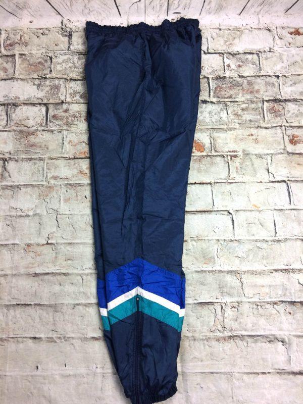 PANTALON Jogging Vintage 90s Nylon Gabber Y2K 6 - PANTALON Jogging Vintage 90s Nylon Gabber Y2K