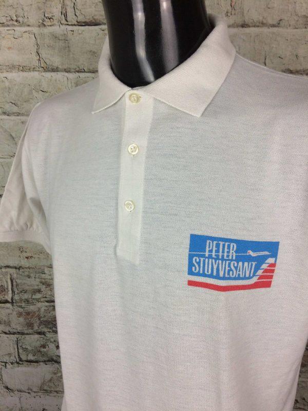 PETER STUYVESANT Polo Vintage 90s Promo Tour - Gabba Vi