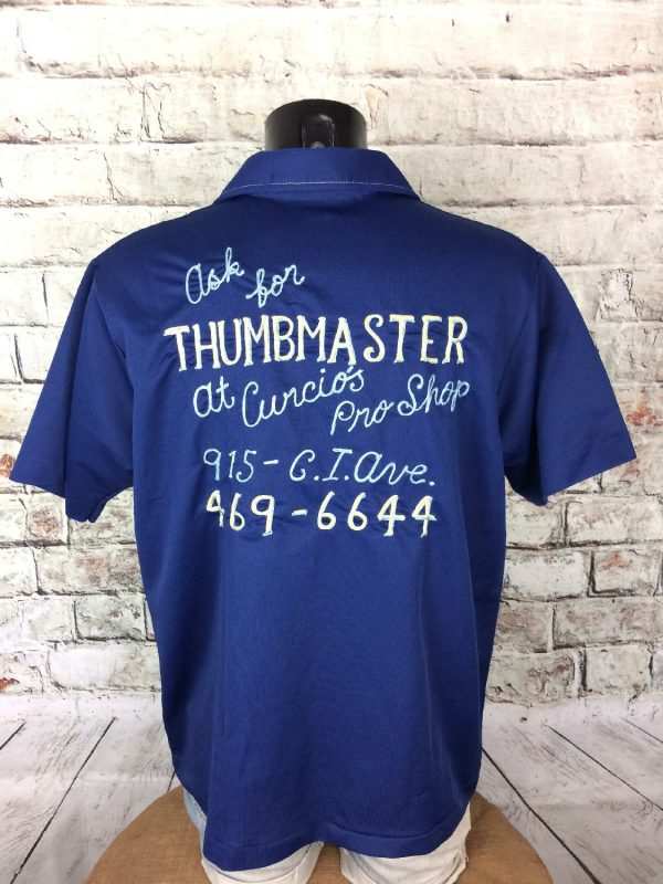 Polo Thumbmaster Vintage 70 Lemmy Made in USA - Gabba...