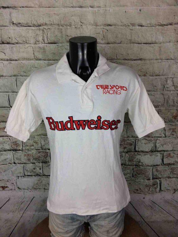 RACING TRUESPORTS Polo Budweiser Vintage 90s - Gabba Vi (2)
