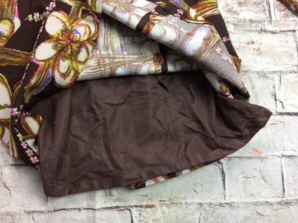 Robe Vintage Annees 70 Fleurs Seventies Gabba Vintage 4 rotated - Robe Vintage Années 70 Fleurs Seventies