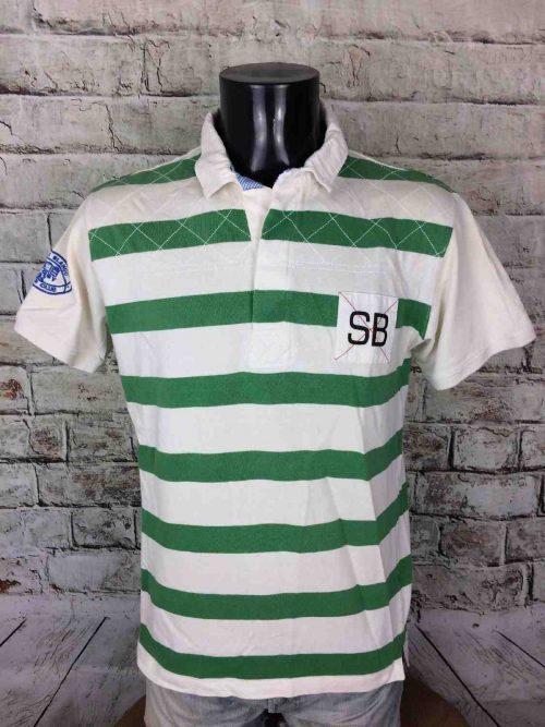 SERGE BLANCO Club Polo Maillot Rugby 92 15 SB