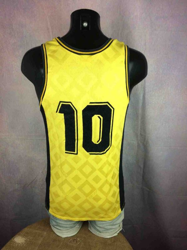 SOLLAC Maillot 10 Made in France Vintage 80s Gabba.. 1 - SOLLAC Maillot #10 Made in France Vintage 80s